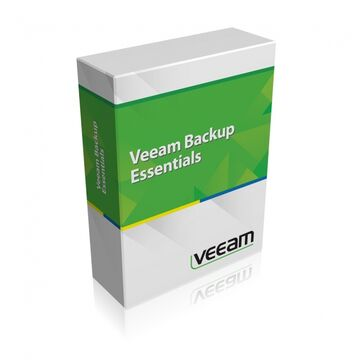 DELL Veeam Backup Essentials Standard 2 socket bundle for VMware V-ESSSTD-VS-P0000-00