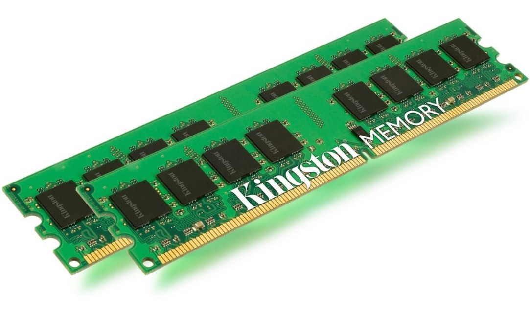 20dd42950 Operačná pamäť Kingston 16GB KIT DDR4 SDRAM 2400MHz CL17 (KVR24N17S8K2/16)
