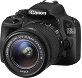 "Canon EOS 100D/ 18MPix/ 3"" Touch LCD/ Zrcadlovka/ FULL HD video/ HDMI/ Pouze tělo"