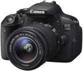 "Canon EOS 700D/ 18MPix/ 3"" Touch LCD/ Zrcadlovka/ FULL HD video/ HDMI/ + 18-55mm IS STM"