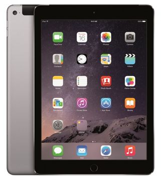 Apple iPad Air 2 WiFi/Cell 128GB - Space Gray (MGWL2FD/A)