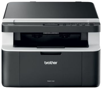 Brother DCP-1512E/ A4/ 2400x600/ Print/ Copy/ Scan/ USB 2.0