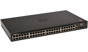 DELL Networking N2048 switch/ 48 x 10/100/1000 Baset-T+ 2 x SFP+ 10 GbE/ 2x stacking/ 3YNBD on-site Spec1-N2048-001