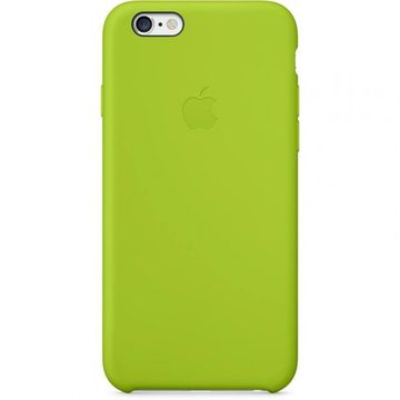 iPhone 6 Plus Silicone Case - Green mgxx2zm/a