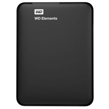 Western Digital 2.5 Elements Portable 2000GB černý (WDBU6Y0020BBK-EESN)